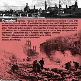 Destruction of Dresden 1945