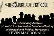 Kevin MacDonald - The Culture of Critique