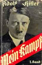 hitler citater Adolf Hitler om Jøderne   Citater fra Min Kamp (Mein Kampf) hitler citater